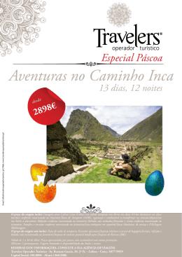 Aventuras no Caminho Inca