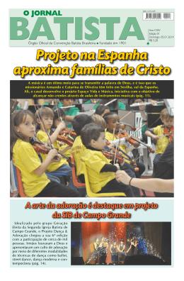 Projeto na Espanha aproxima famílias de Cristo