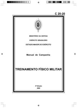 Manual de Treinamento Físico Militar - 2ª ICFEx