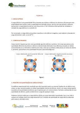 eletrostática - 214ee - Banco Internacional de Objetos Educacionais