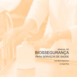 Manual de Biossegurança CGVS/SMS/2003