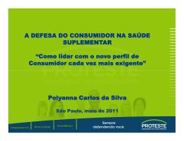 Dra. Polyanna Carlos da Silva