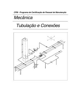 Mecânica Tubulação e Conexões