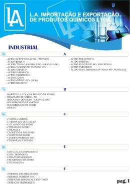 tabela COMERCIAL.cdr