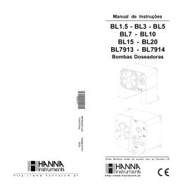 BL1.5 - Hanna Instruments Portugal