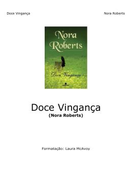 Nora Roberts – Doce Vinganca