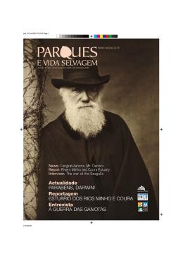 Actualidade PARABÉNS, DARWIN!