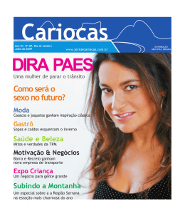 Julho 2009 - Jornal Cariocas