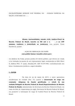 Arquivo em PDF - Sindifisco Nacional