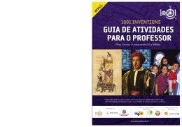 GUIA DE ATIVIDADES PARA O PROFESSOR