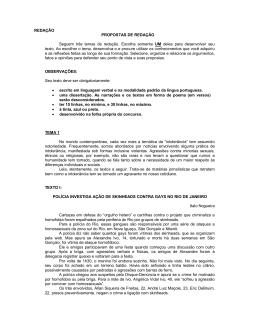 prova 2ª fase - CEFET/RJ – Portal de Notícias