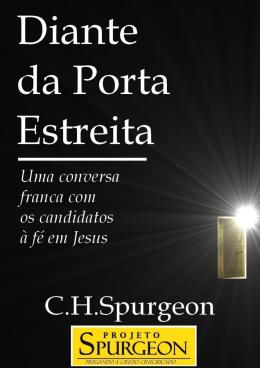 Diante da Porta Estreita - Escola Charles Spurgeon