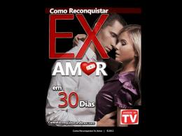Baixar Livro: Como Reconquistar Ex Amor em 30