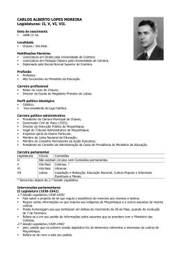MOREIRA, Carlos Alberto Lopes