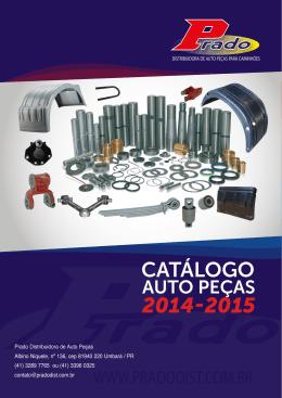 CATÁLOGO CATÁLOGO - Prado | Distribuidora de Auto Peças