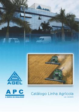 Catálogo Linha Agrícola
