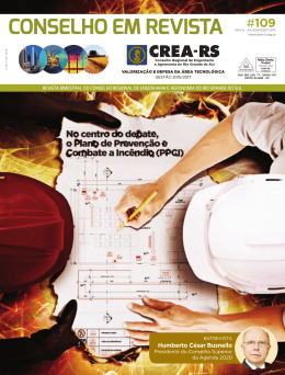 Revista ed.109 - Crea-RS