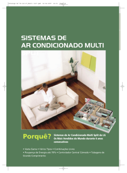 Catálogo LG Multi