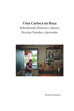 Uma Carioca na Roça - Relembrando Histórias e Sabores