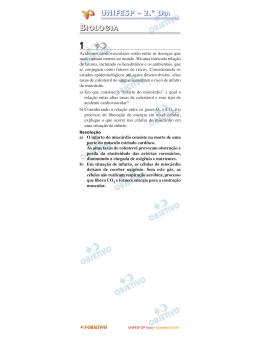 UNIFESP – 2.° D - Curso Objetivo