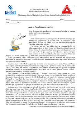 Ensino médio - Caderno de acompanhamento. - Unifal-MG