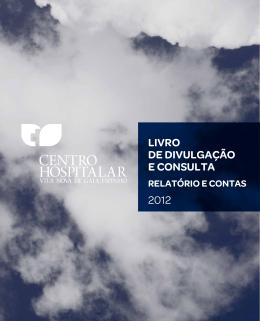 LIVRO DE DIVULGAÇÃO E CONSULTA 2012