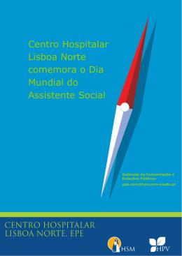 Centro Hospitalar Lisboa Norte comemora o Dia Mundial do