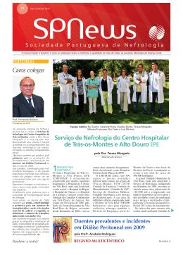 Serviço de Nefrologia do Centro Hospitalar de Trás-os