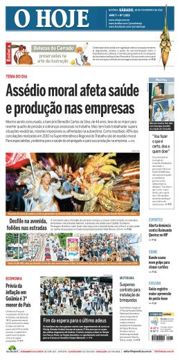 O HOJE - Academia do Samba
