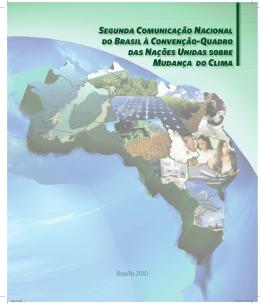 Segunda Comunicação Nacional do Brasil à Convenção