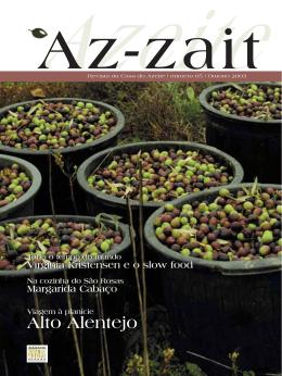 Az-Zait Nº 5 - Casa do Azeite
