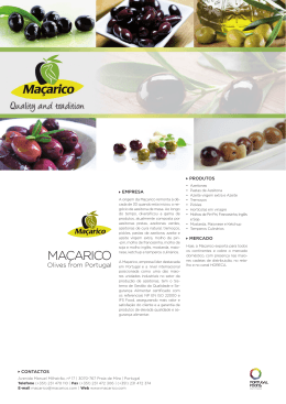 MAÇARICO - PortugalFoods