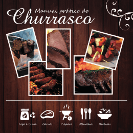 Manual do Churrasco