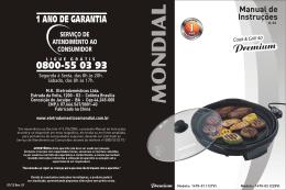Manual Grill Redondo G-03 01-12 Rev 01