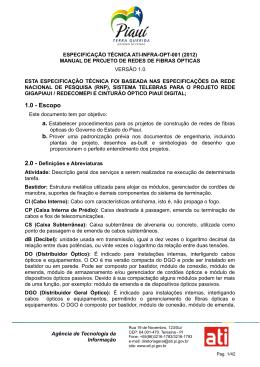 1.0 - Escopo - ATI - Governo do Estado do Piauí