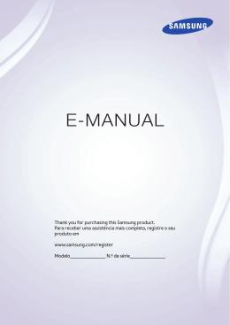E-MANUAL - Angeloni