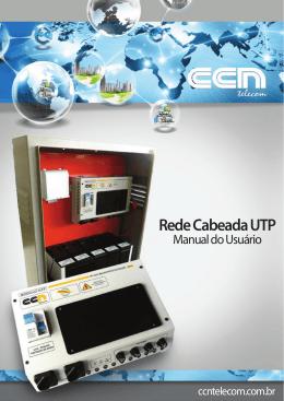 Manual Rede Cabeada UTP - Tec-Wi