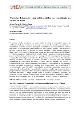 EX3_Moradias Estudantis-Gerson Carlos de Oliveira