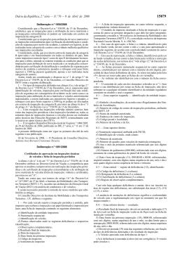 Deliberação n.º 1050/2008