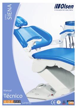 Manual Técnico Linha Siena - 5409033