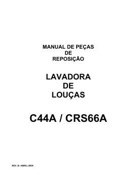manual de pecas c44a