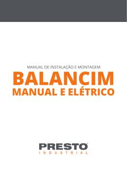 Manual Montagem Balancim