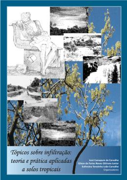 Tópicos sobre infiltração: teoria e prática aplicadas a solos tropicais
