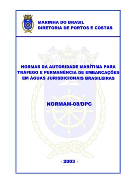 NORMAM-08/DPC