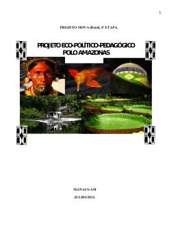do Polo Amazonas 2012