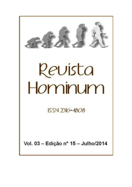 Untitled - Revista Hominum