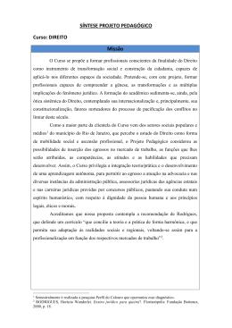 Direito - Universidade Estácio de Sá