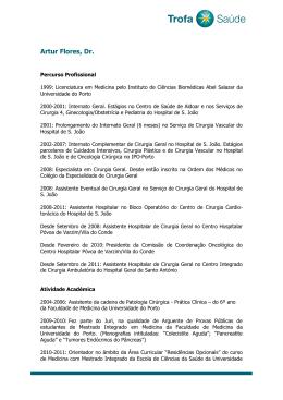 CV - Trofa Saúde