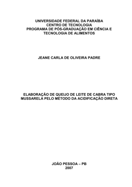 Jeane Carla de Oliveira Padre - Dissertação - Ainfo