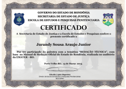 Jurandy Sousa Araujo Junior
